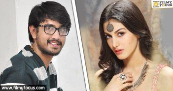 Amyra Dastur, Raj Tarun, Director Sanjana Reddy,