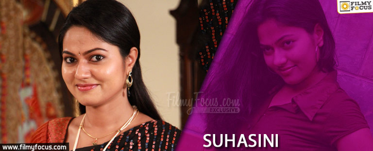 Anchor Suhasini