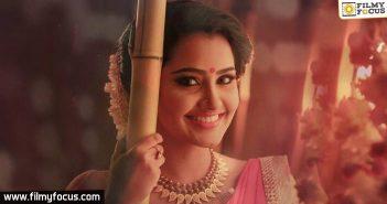 Anupama Parameshwaran, Actress Anupama Parameshwaran, Anupama Parameshwaran Movies, A Aa Movie, Sharwanand, Sharwanand Movies,