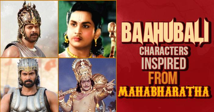 Baahabali Characters, Mahabharatham
