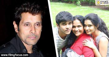 Chiyaan Vikram, Chiyaan Akshata, Chiyaan Vikram Family, Chiyaan Vikram Movies,