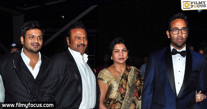Mohan Babu, Mohan Babu Movies, Filmfare Awards 2016