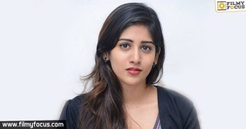 Chandini Chowdary, Actress Chandini Chowdary, Chandini Chowdary Movies, Kundanapu Bomma Movies,
