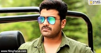 Sharwanand, Sharwanand Movie