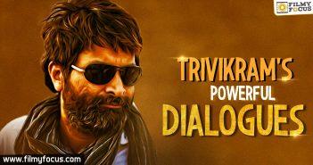 Trivikram Srinivas, Trivikram Dialouges