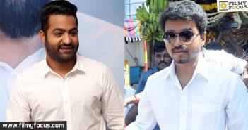 ilayathalapathy Vijay, Vijay, Jr NTR, Janatha Garage Movie,