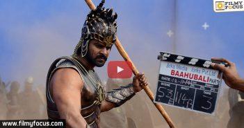 Baahubali - The Beginning Making, Baahubali, Prabhas, Anushka, Rajamouli