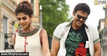 Babu Bangaram Movie, Venkatesh, Nayantara, Director Maruthi, Maruthi,