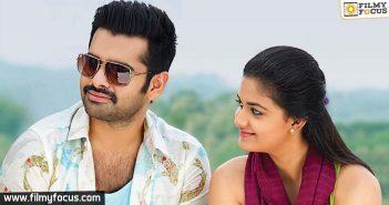 Nenu Sailaja Movie, Hero Ram, Keerthy Suresh,