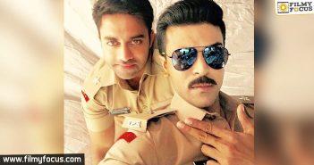 Navdeep, Ram Charan, Dhruva Movie, Rakul Preet, Surender Reddy,