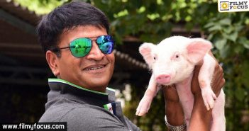 Ravi Babu, Adhugo Movie,