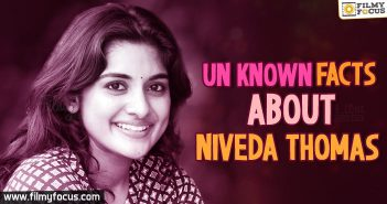 Un Known Facts About Nivetha