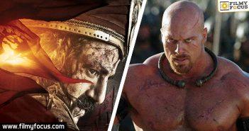 Wrestler Nathan Jones, Gautamiputra Satakarni Movie, Balakrishna, NBK 100, Director Krish,