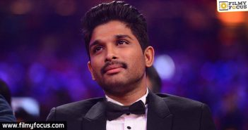 Pravasi Ratna Puraskaram, Allu Arjun, Stylish Star Allu Arjun, Allu Arjun at Awards