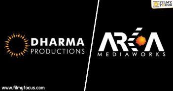 Karan Johar, Dharma Productions, Arka Media Works, Rajamouli, Baahubali 2, Prabhas, Anushka,