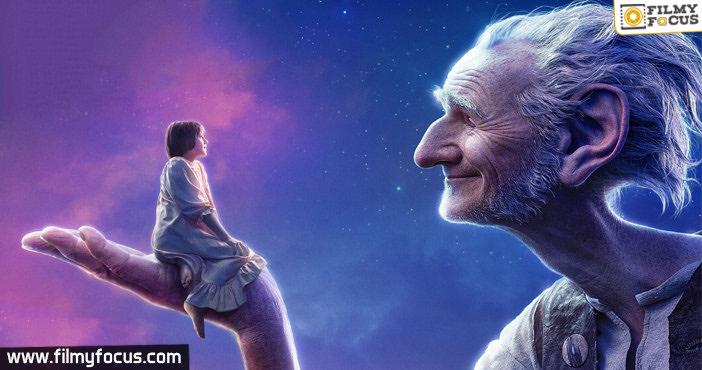 The BFG Movie, Steven Spielberg