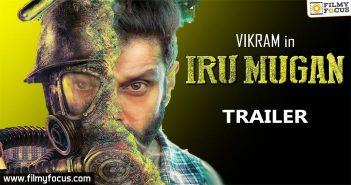 Vikram, Nayanthara, Nithya Menen, Anand Shankar, Harris Jayaraj, Iru Mugan Movie