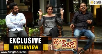 Janatha Garage Movie, Jr NTR, Samantha, Nithya Menen, Janatha Garage Movie Review, Koratala Siva, Devi Sri Prasad,