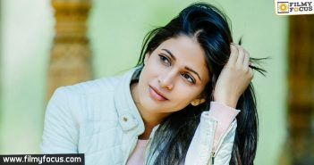 Lavanya Tripathi, Actress Lavanya Tripathi