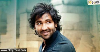Manchu Vishnu, MVV Cinema, Luckunnodu Movie,
