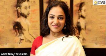 Nithya Menen, Savitri Biopic, Actress Nithya Menen
