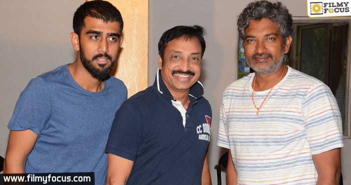 Rajamouli, PelliChoopulu Movie, Ritu Varma, Tarun Bhaskar, Vijay Devarakonda,