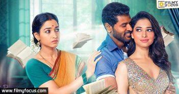 Prabhu deva, Tammanah, sonu sood,Devil, Abhinetri Movie, Director AL Vijay, Kona Venkat,