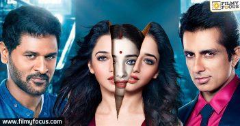 abhinetri movie,prabhu deva, sonu sood, kona venkat ,tamanna,