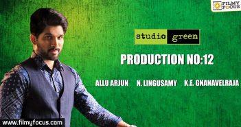 allu arjun,bunny , Linguswamy Movies, Lingusamy, studio green