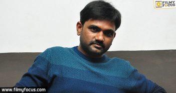 Maruthi, Director Maruthi, havish,Uv creations, Babu Bangaram Movie,