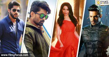 ISM Movie, Kalyan Ram, Abhinetri Movie, Tamanna, Jaguar Movie, Premam Movie, Naga Chaitanya,