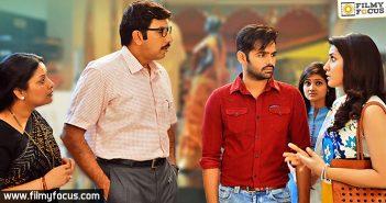 ram, Hyper Movie, Rashi Khanna, Satyaraj, Santhosh Srinivas, Ghibran,