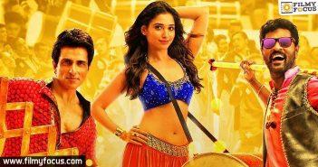 Tamanna Movies, Tamannaah Bhatia, Abhinetri Movie, prabhu deva,sonu sood