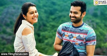 Ram's Hyper Movie,Hyper Trailer,Hyper Movie Updates