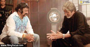 balakrishna, Amitabh Bachchan, krishna vamsi,raithu movie,RGV,sarkar 3 movie