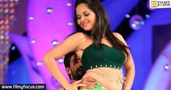 Anasuya Bharadwaj, Anchor Anasuya, winner movie, Sai Dharam Tej, gopichand malineni