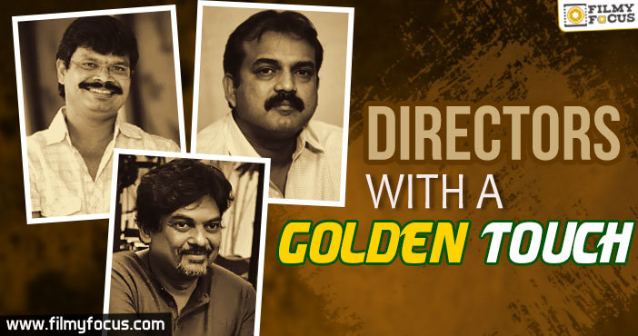 Directors with a golden touch