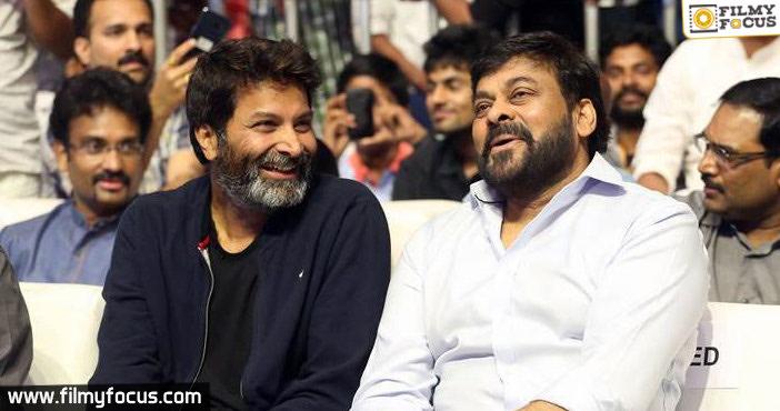 mega star,trivikram.chiru, Khaidi No 150 Movie, ram charan