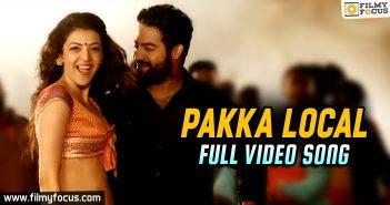 Pakka Local Full Video Song, Janatha garage, NTR, Kajal Aggarwal, Jr NTR, Koratala Siva, Samantha, Nithya Menen, DSP, Sevi Sri Prasad,