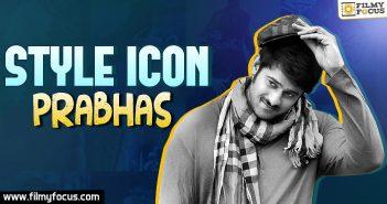 Prabhas The Style Icon