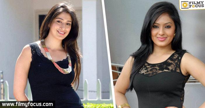 Lakshmi Rai, Rai Lakshmi, Nikisha Patel