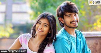 raj tarun, Actress Hebah Patel, Kumari 21F Movie, Edo Rakam Ado Rakam movie ,