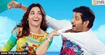 Hero Vishal, Tamanna Movies, vishal reddy,okkadocchadu movie