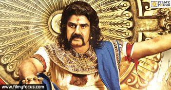 GPSK movie, balakrishna, Director Krish, Gautamiputra Satakarni Movie,