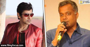 Gautam Vasudev Menon, vikram, Sahasam Swasaga Sagipo Movie, Akkineni Naga Chaitanya,