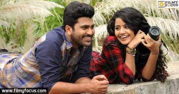 sharwanand, Shatamanam Bhavati Movie, Actress Anupama Parameshwaran,