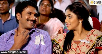 Jayammu Nischayammu Raa movie, actress poorna,srinivas reddy