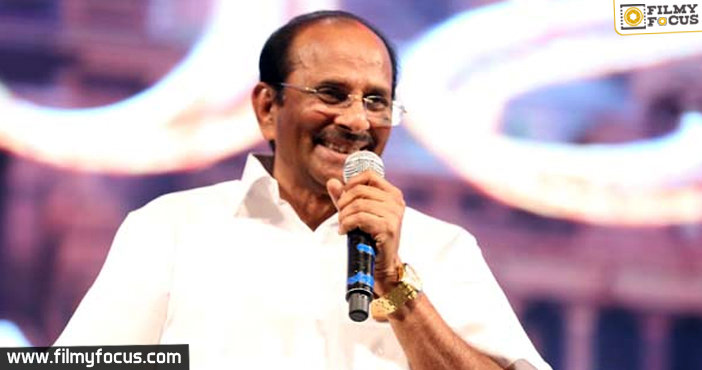 Vijayendra Prasad, Vijayendra Prasad Movie, Rajamouli