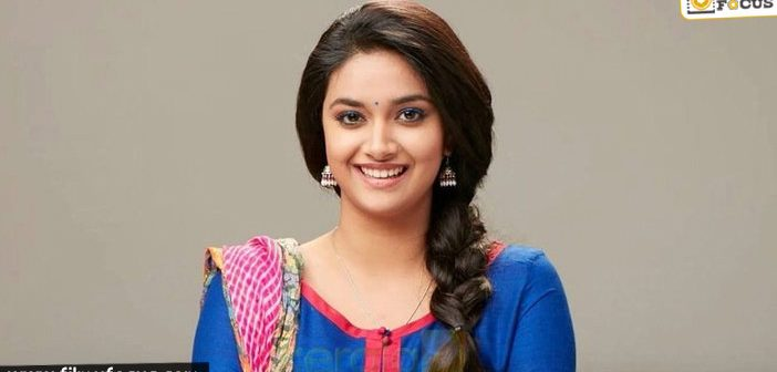 Keerthy Suresh acting all pricey!