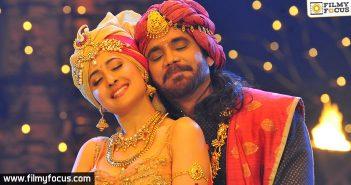 nagarjuna, Om Namo Venkatesaya Movie, K Raghavendra Rao, anushka, Pragya Jaiswal,
